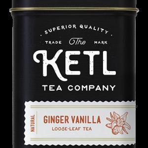 KETL Tin Ginger Vanilla